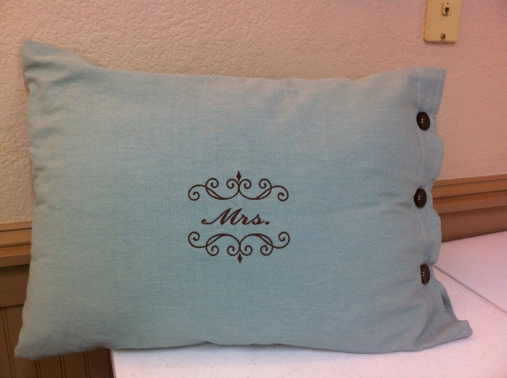 Terri's Pillow Sham