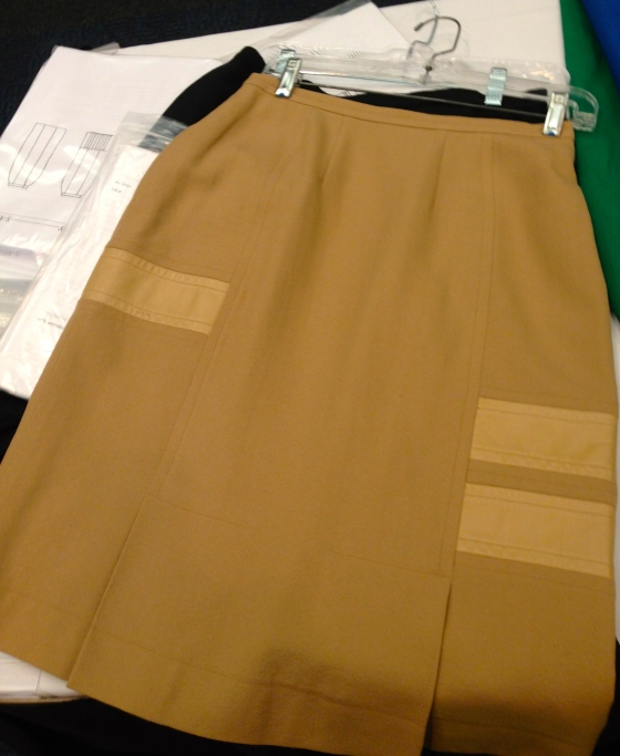 Another of Cynthia's beautiful skirt designs