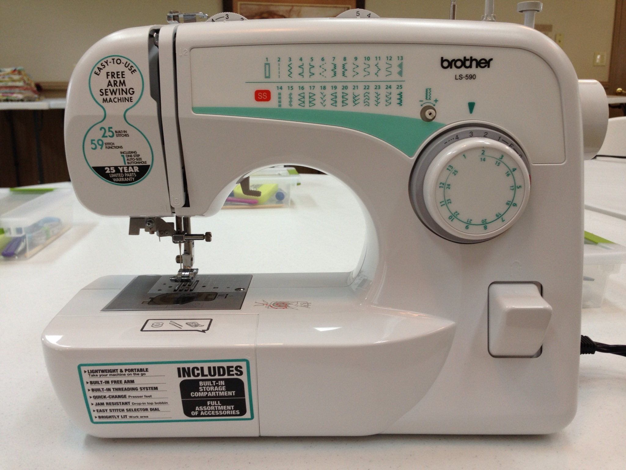 brothers ls 590 sewing machine
