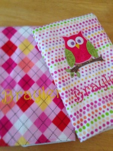 And More Burp Cloths