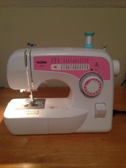 Jill's Pink Machine